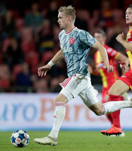 Samenvatting | Go Ahead Eagles - Jong Ajax