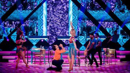 Kelly Pfaff triomfeert opnieuw en een weinig verrassende exit in 'Dancing with the Stars'