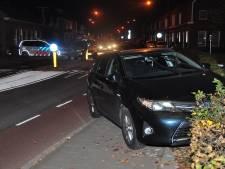 Wilde politieachtervolging door straten in Waalwijk, automobilist raakt macht over stuur kwijt