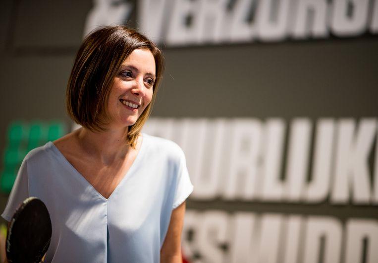 Zehra Sayin begon in 2009 als vrijwilliger en is intussen CEO van Special Olympics Belgium.