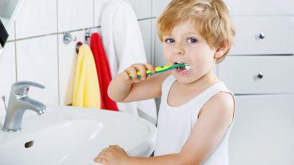 Nauwelijks helft van de kinderen gaat naar tandarts