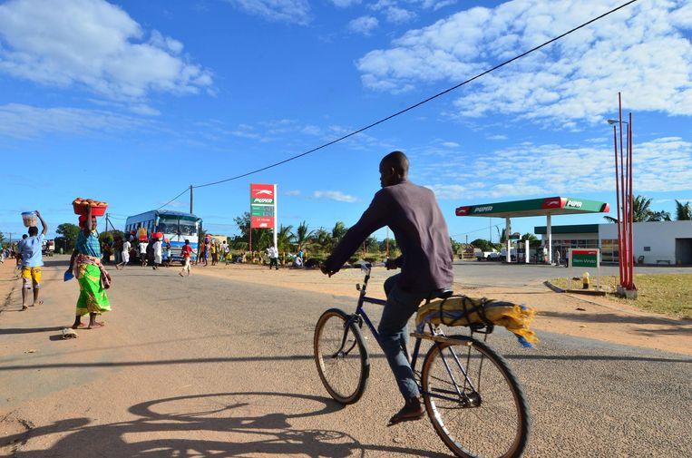 Cabo Delgado is een van de armste provincies van Mozambique, dat op zijn beurt een van de armste landen ter wereld is.  Beeld AFP