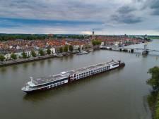 Kampen wil meer profiteren van riviercruiseschepen vol toeristen
