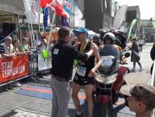 Erwin Harmes wint Marathon Zeeuws-Vlaanderen