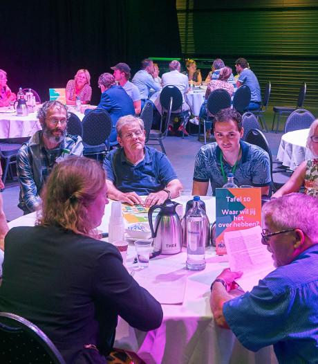 Maashorst-festival ontpopt zich als een grote ideeënbus