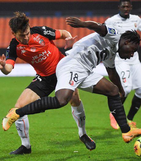 Un superbe deuxième assist pour Jérémy Doku