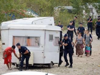 Opnieuw Roma-kamp ontruimd in Frankrijk