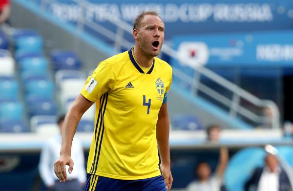 **Zweden via Granqvist naar winst tegen Zuid-Korea: 1-0**