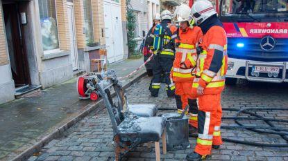 Brandje door defect verwarmingstoestel