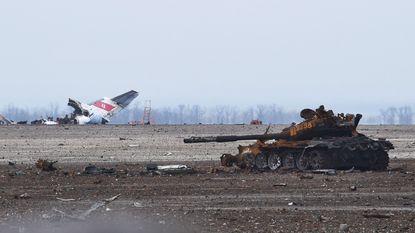 Voorbije etmaal weer 12 doden in Oekraïens crisisgebied