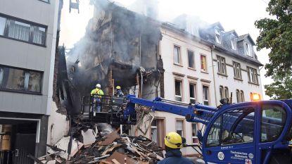 Vijf zwaargewonden bij ontploffing in appartementsgebouw in Duitsland