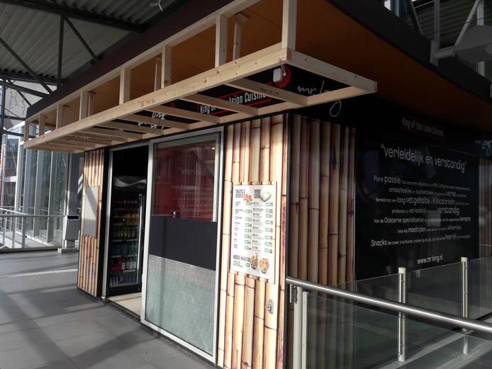 Verbouwing van winkels en horeca op station Den Bosch