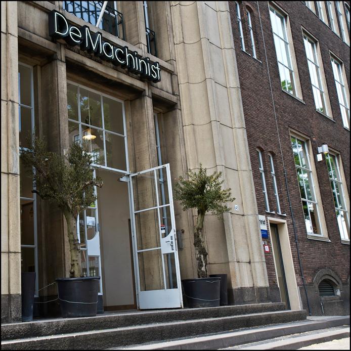 De Machinist in Rotterdam-West.
