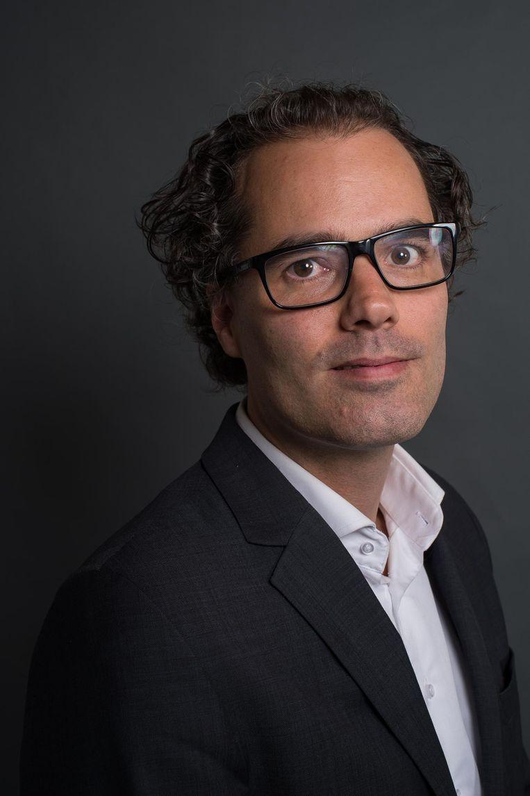 Laurens Ivens (SP) Beeld Mats van Soolingen