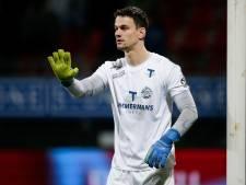 Doelman Van der Steen verlengt contract bij FC Den Bosch met vier jaar