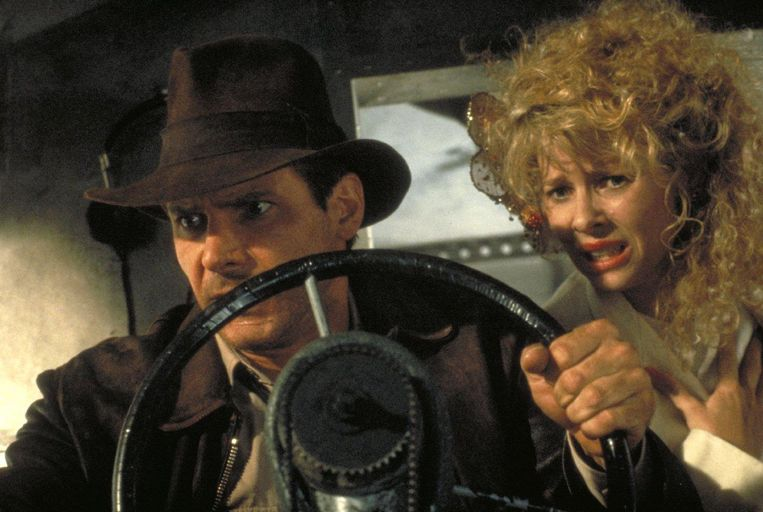 Indiana Jones and the Temple of Doom. Beeld Filmbeeld