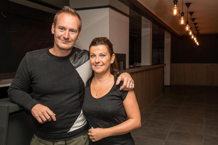Aldo Herie en Aline De Wit openen volgende week Bar à Friet.