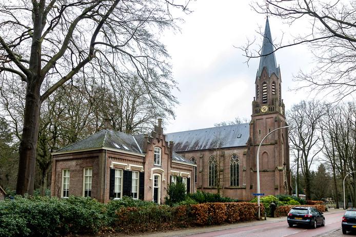 De kerk in Joppe, dit jaar bestaat hij 150 jaar.