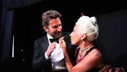 """Bradley Cooper wil reünie met Lady Gaga: """"Dat zou echt geweldig zijn"""""""
