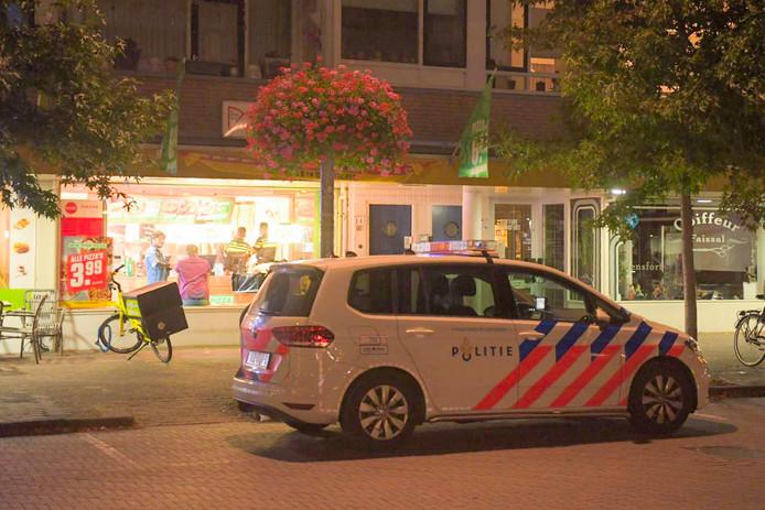 Bezorger New York Pizza mishandeld en van fiets beroofd in Eindhoven door twee jongens
