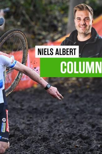 """""""Wie heeft ballen aan zijn lijf?"""": onze columnist Niels Albert heeft oplossing voor wrevel over startgelden in de cross"""