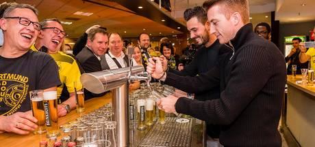 Reus tapt biertje voor Dortmund-fans, 'Kromo' de beste van Eindhoven