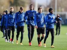 Tous les joueurs brugeois négatifs avant le match contre le Zénith Saint-Petersbourg
