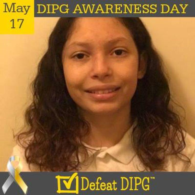 Haar familie zet Lola's strijd voor een behandeling tegen DIPG verder.