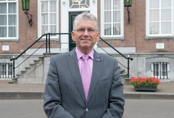 Wethouder Jan van Hal