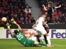 Zürich bekert verder ondanks nederlaag tegen Leverkusen