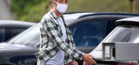 Brandon Mechele maintenu en quarantaine une semaine de plus