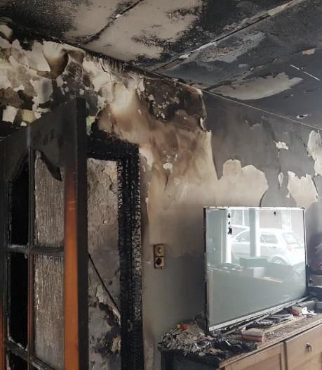 Uitgebrand huis in Dordrecht is verkocht voor 86.000 euro