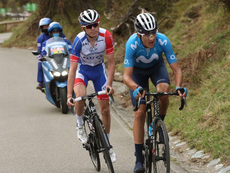 Samenvatting etappe 11: Gaudu triomfeert op Farrapona