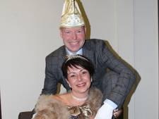 Prins Mark en Prinses Dianne regeren over het Kelerijk