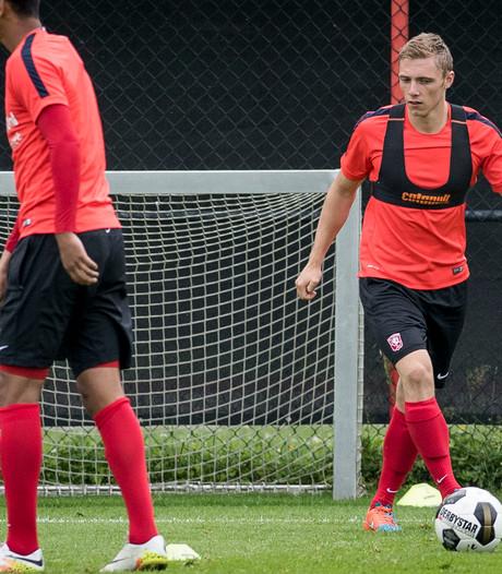 Seizoen voorbij voor Jong FC Twente-speler Vankan (19)