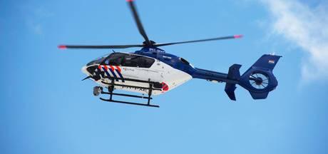 Politiehelikopter boven Heesch: bewoners jagen inbrekers weg, wijk afgezet voor onderzoek