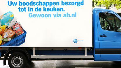 Albert Heijn gaat boodschappen aan huis leveren