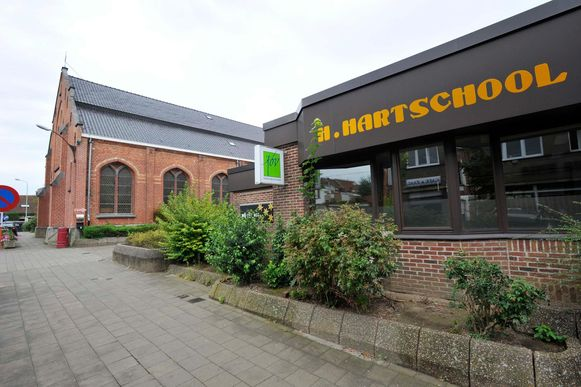 Onder meer de Heilig Hartschool in Vilvoorde kan van de subsidies profiteren en huurt voor drie jaar modulaire units.