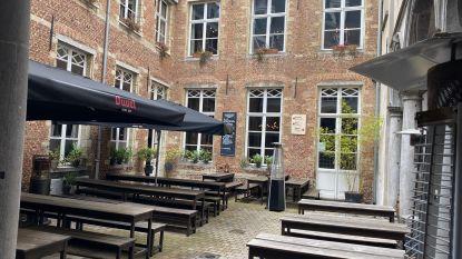 """Failliet Antwerps horeca-icoon 'De Groote Witte Arend' zoekt overnemer: """"Wie nu toehapt, kan maandag al beginnen"""""""