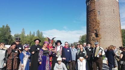 Derde Torenfeesten lokken honderden bezoekers