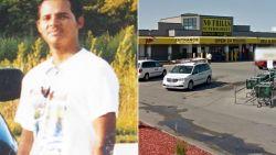 Larry, medewerker van supermarkt, lag tien jaar achter de koeling
