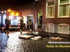 Elektrische deken veroorzaakt brand in woning aan Molenwal Zaltbommel