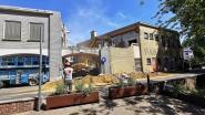 Sloopwerken oud Belgacom-gebouw gestart: art-decogevel blijft bewaard in nieuw project