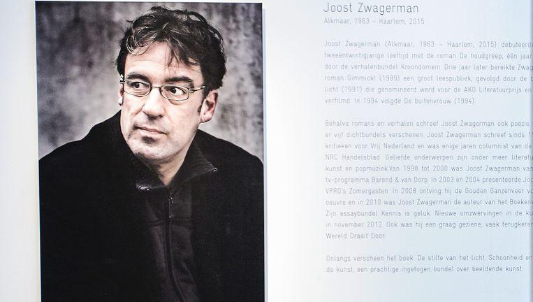 Schrijvers En Vrienden Brengen Eerbetoon Aan Joost Zwagerman