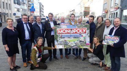 """Deinze heeft zijn eigen Monopoly-spel: """"Straten kopen in zeventien deelgemeenten"""""""