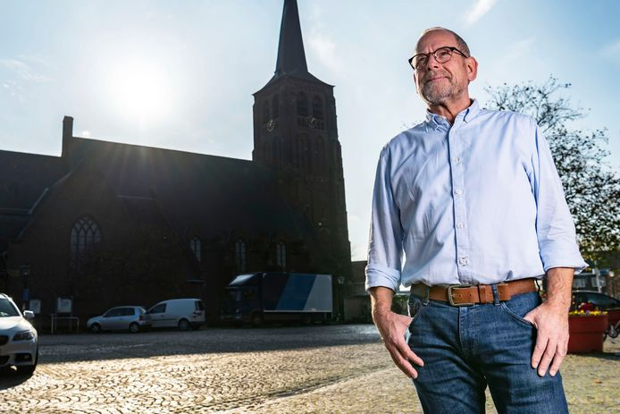 Wil Oerlemans, voorzitter van de Moergestelse dorpsraad.