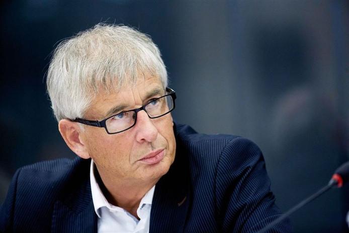 Het Zeeuwse PvdA-Kamerlid Albert de Vries.