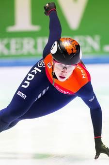 Nederlandse vrouwen naar kwartfinale 500 meter
