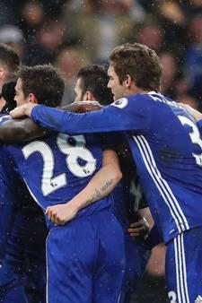 VIDEO: Zege Chelsea, Van Aanholt matchwinner voor Palace
