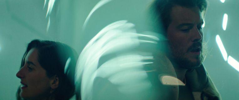 De clip van Bazart voor 'Onder ons'.